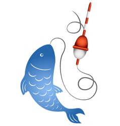 Design for fishing vector