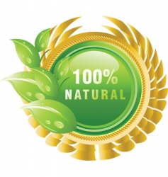 100 natural vector image