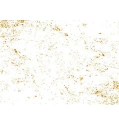 light grunge gold white texture long vector image