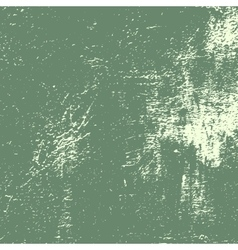 Green Distressed Texture vector image