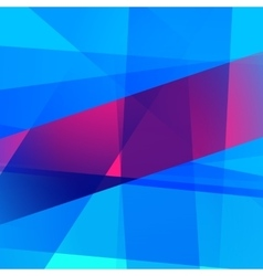 Abstract background with colorful overlapping vector