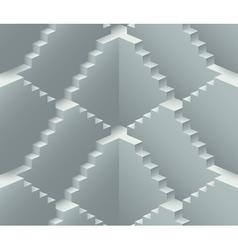 Endless stair vector