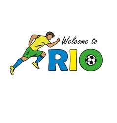 Welcome to rio vector