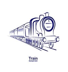 Train 3 vector