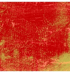 Red dirty texture vector