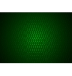 Green Hexagonal Background vector image vector image