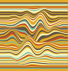 Striped background abstract color vector