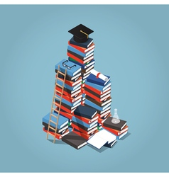 College education vector