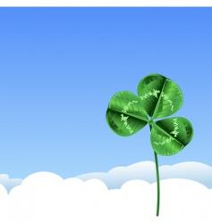 St Patrick's Day symbol vector image