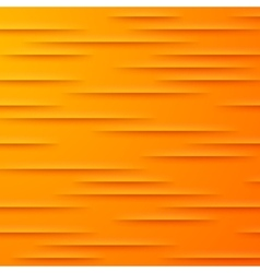 Abstract background with orange layers vector
