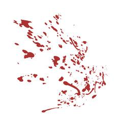 Blood spot vector