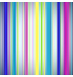 colorful stripes vector image vector image