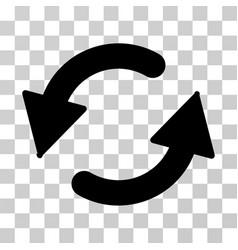 refresh ccw icon vector image vector image
