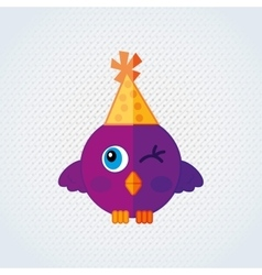 Cute animal design vector