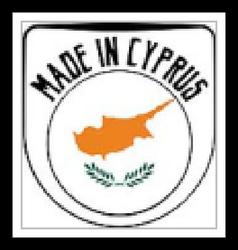 Made in Cyprus rubber stamp vector image vector image