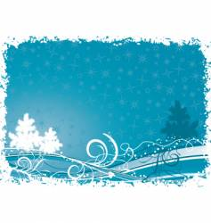 Seasonal design vector