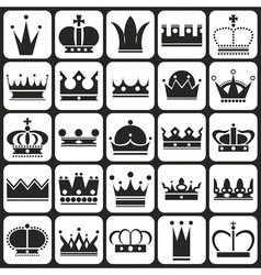 will crown vector image