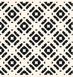 abstract ornamental background squares rhombuses vector image