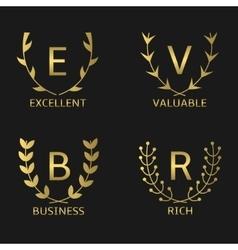 Golden labels vector