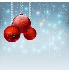 Christmas party design template vector