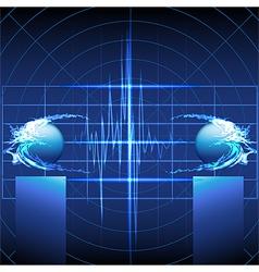 Energy vector image vector image