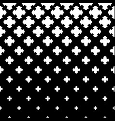 halftone pattern gradient transition effect vector image