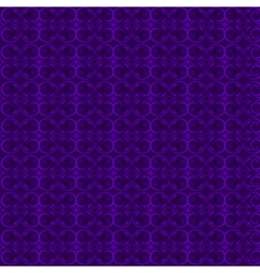 Seamless elegant purple pattern vector image