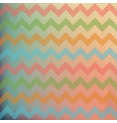 Chevron background vector image