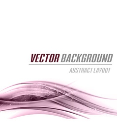 background purple bottom vector image vector image