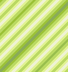Seamless diagonal pattern green eco colors vector image vector image