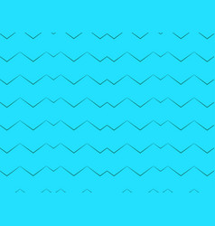 Modern material design background zigzag seamless vector