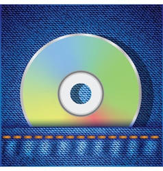 Cd disc vector