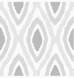 grey rhombus seamless pattern vector image vector image