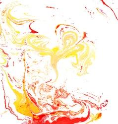 Watercolor ebru backdrop2 vector image vector image