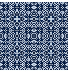 Arabic seamless ornament Abstract background vector image vector image