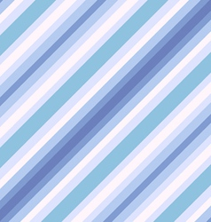 Seamless diagonal pattern blue sea navel colors vector image vector image