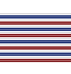 Red Blue White Gray Stripes Background vector image vector image