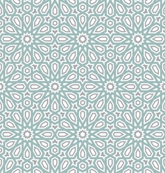seamless geometric pattern repeating background vector image