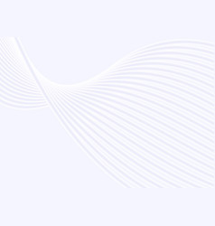 Abstract light waves and lines pattern vector