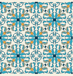 seamless texture beautiful colored pattern for vector image vector image