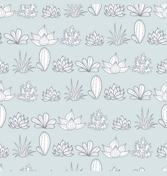 Silver grey stripes seamless repeat pattern vector