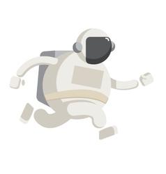 Space-man vector