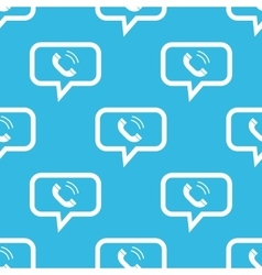 Call message pattern vector