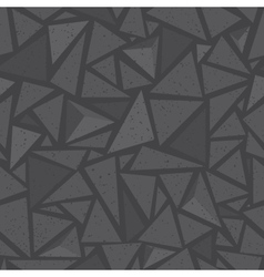 Sharp shapes grey triangles vector
