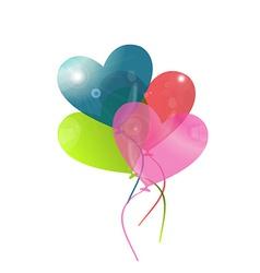 Heart Baloon vector image vector image