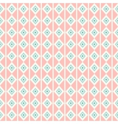 Retro different seamless pattern vector image vector image
