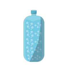 Water bottle symbol vector