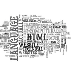 It can be easy to develop your own website text vector