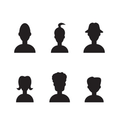 Profile icon vector