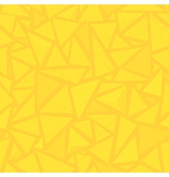 Sharp shapes yellow triangles vector
